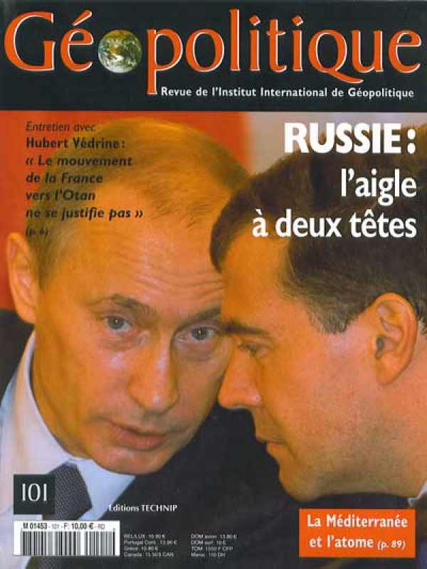 Les relations russo-occidentales : les raisons du « blues » de Vladimir Poutine